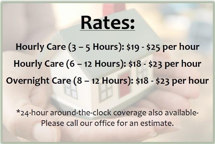 Elderlink Home Care Costs